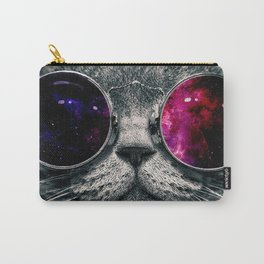 swag cat art colour sticker case iphone cover hot style 2018 love cute Carry-All Pouch