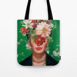 Frida Flow Tote Bag