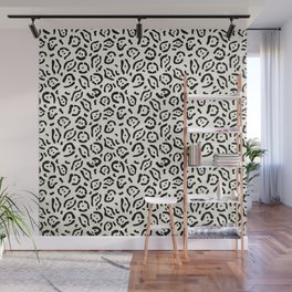 Tribal Cat 1 Wall Mural