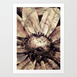 #32 Art Print