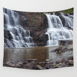 Lower Gooseberry Falls Wall Tapestry