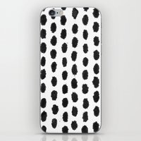 dot iPhone & iPod Skins featuring Dot by Studio#19