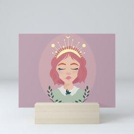 Mother Peace Mini Art Print