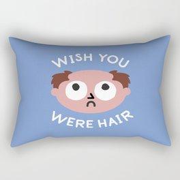 Departed Rectangular Pillow