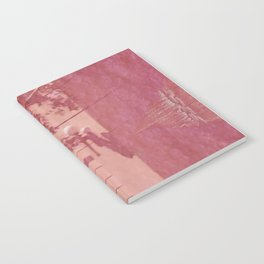 feeling pink on chapel street Notebook