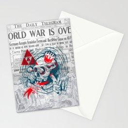 Speak No Evil by Handsome Lad Stationery Cards