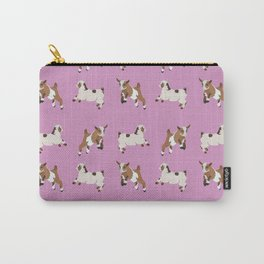 Baesic Prancing Goats Carry-All Pouch