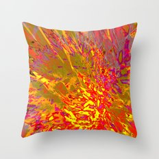 WHAM Throw Pillow