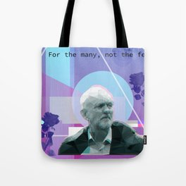 Vapo(u)rwave Corbyn Tote Bag