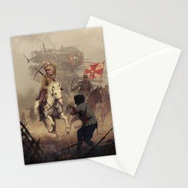 1920 - final charge Stationery Cards