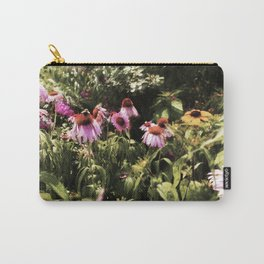 Summer in the Ether: Wild Flowers of Bright Pastures Carry-All Pouch