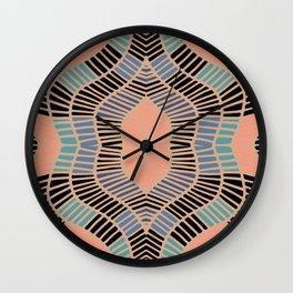Swerve Wall Clock