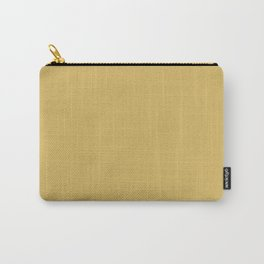 Misted Yellow Carry-All Pouch
