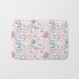 Turkish Delights Pattern Bath Mat