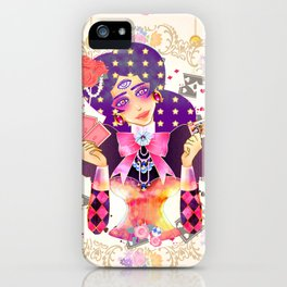 What divination do you use? iPhone Case