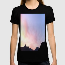 Kumano River Sunset T-shirt