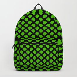 Green-ish Backpack