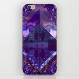 Love Lost City iPhone Skin