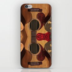 Guitar Reflections iPhone & iPod Skin