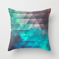 brynk drynk Throw Pillow