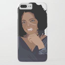 Oprah iPhone Case
