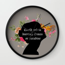 style lyrics Wall Clock