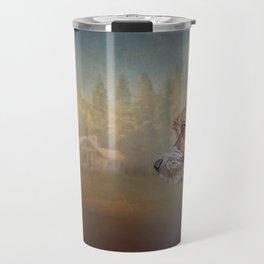 Jack Russell Terrier dog Travel Mug