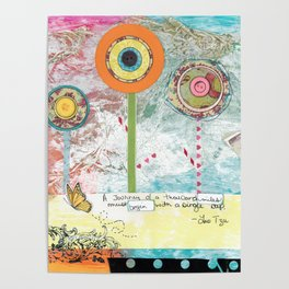 Dreamtime Journey Poster