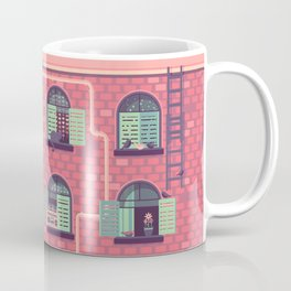 Neighborhood Coffee Mug