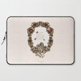 le petit, amour, délicate Laptop Sleeve