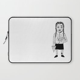 WEDNESDAY ADDAMS Laptop Sleeve
