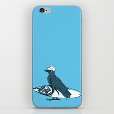 Birdwatch iPhone & iPod Skin