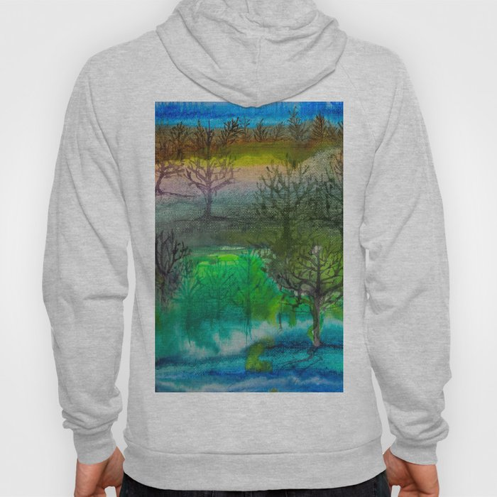 A Walk with Trees Hoody