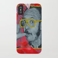 terry fan iPhone & iPod Cases featuring Terry by Dmitry  Buldakov