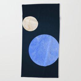Cosmic space V Beach Towel