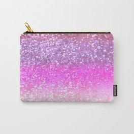 Unicorn Girls Glitter #1 #shiny #decor #art #society6 Carry-All Pouch