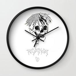 XXXTENTACION - REVENGE Wall Clock