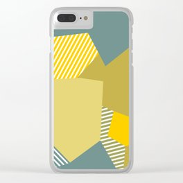 Olive to the Max Clear iPhone Case
