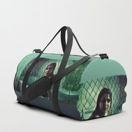 Stain Of Souls Duffle Bag