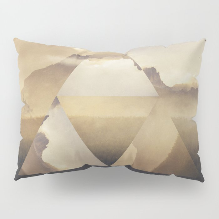 Hyrule - Power of the Triforce Pillow Sham
