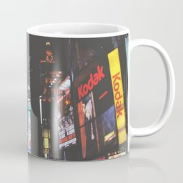 Times Square New York City Coffee Mug