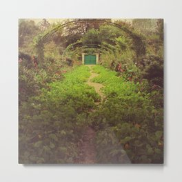 Monet's Garden - Giverny, France Metal Print