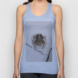 Stalking prey Unisex Tank Top