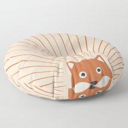 Good Morning Sun Foxy Floor Pillow