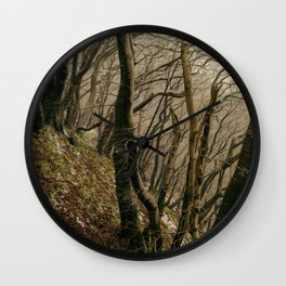 ENCHANTED FOREST / 02 Wall Clock