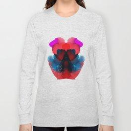 Flower Petals Long Sleeve T-shirt