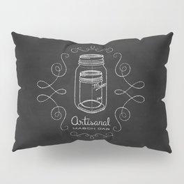 Artisanal Mason Jar Pillow Sham
