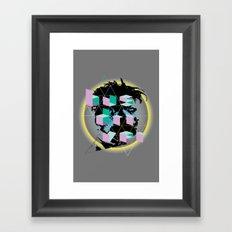 Busdriver Framed Art Print