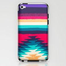 SURF GIRL iPhone & iPod Skin