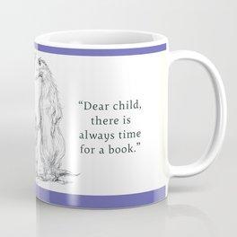 Time for a book Coffee Mug